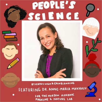 People's science podcast with Dr. Anne-Maria Makhulu